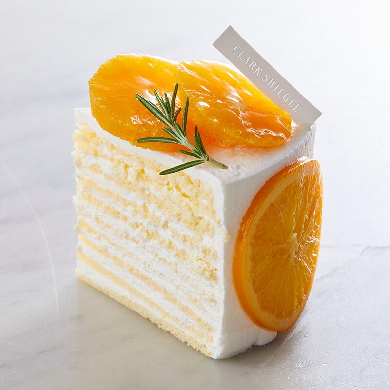 瀬戸田ネーブルの10層プレミアムショートケーキ